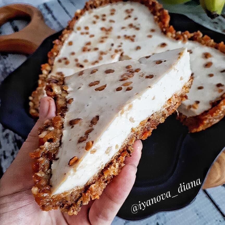 Torte, kas pagatavojama bez cepšanas