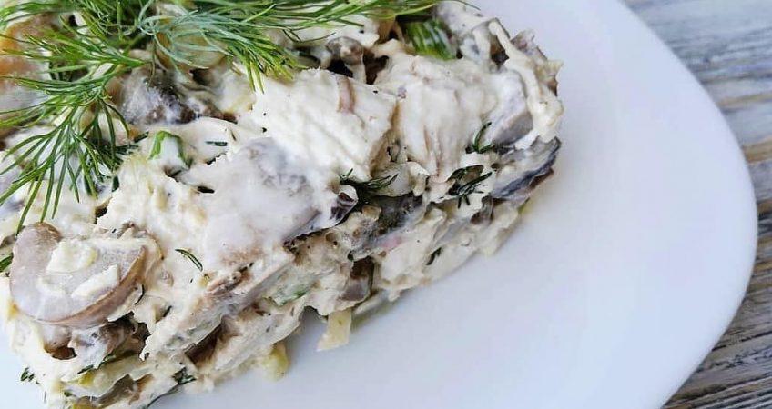 Ātri pagatavojamies salātiņi pēc mammas mīļākās receptes