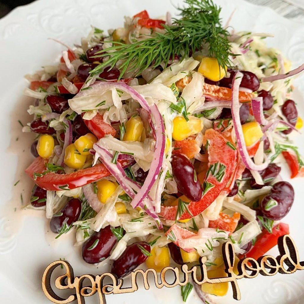 Dārzeņu salāti