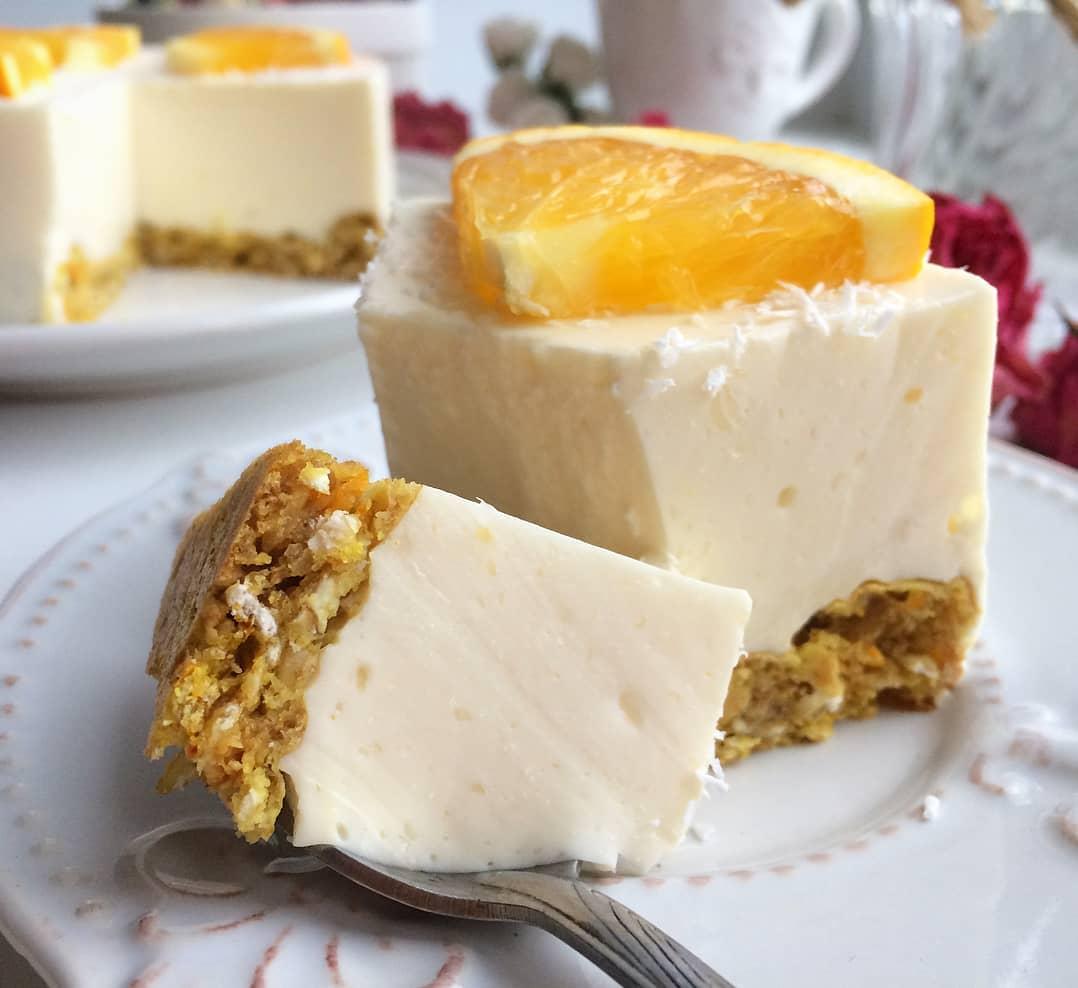 Diētiskā siera kūka