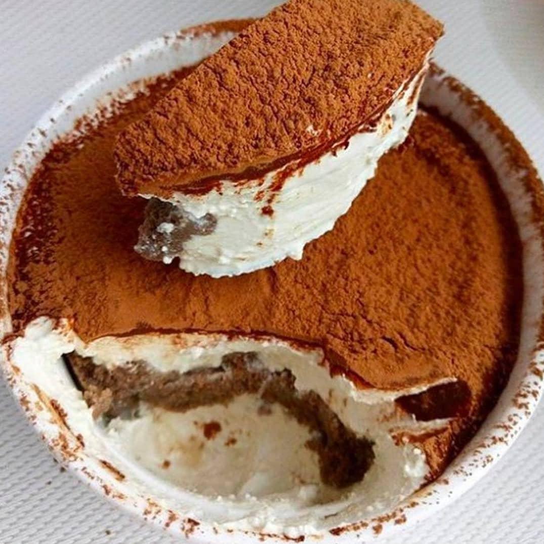 Diētiskā tiramisu deserta versija