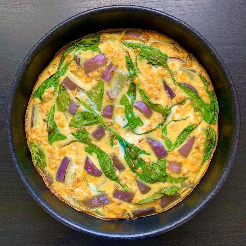 Frittata jeb cepta omlete
