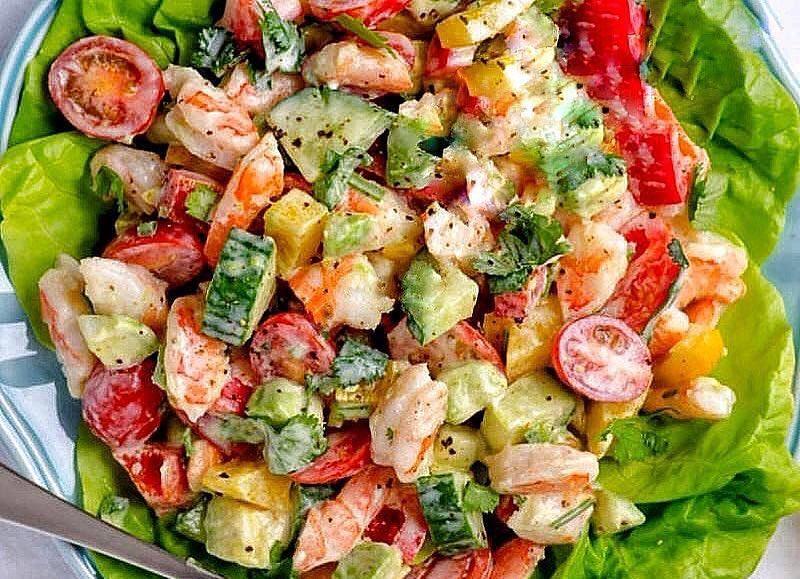 Kokteiļu salātu recepte manā gaumē