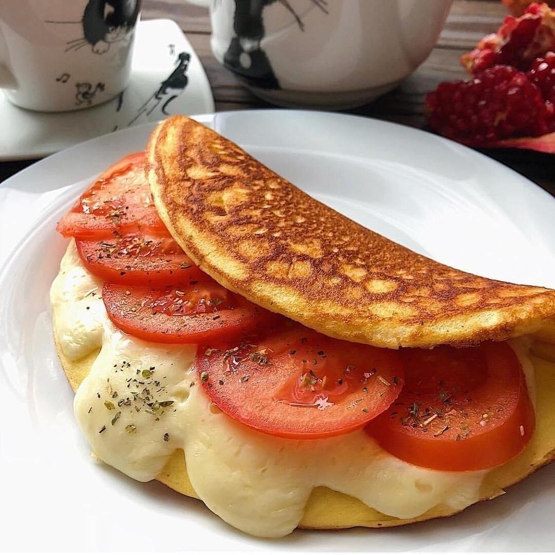 Kukurūzas pankūka ideālam brokastu rītam