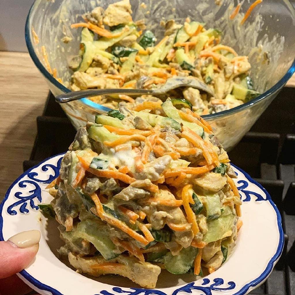 Mani mīļākie salāti, kas sajūsmina vīru