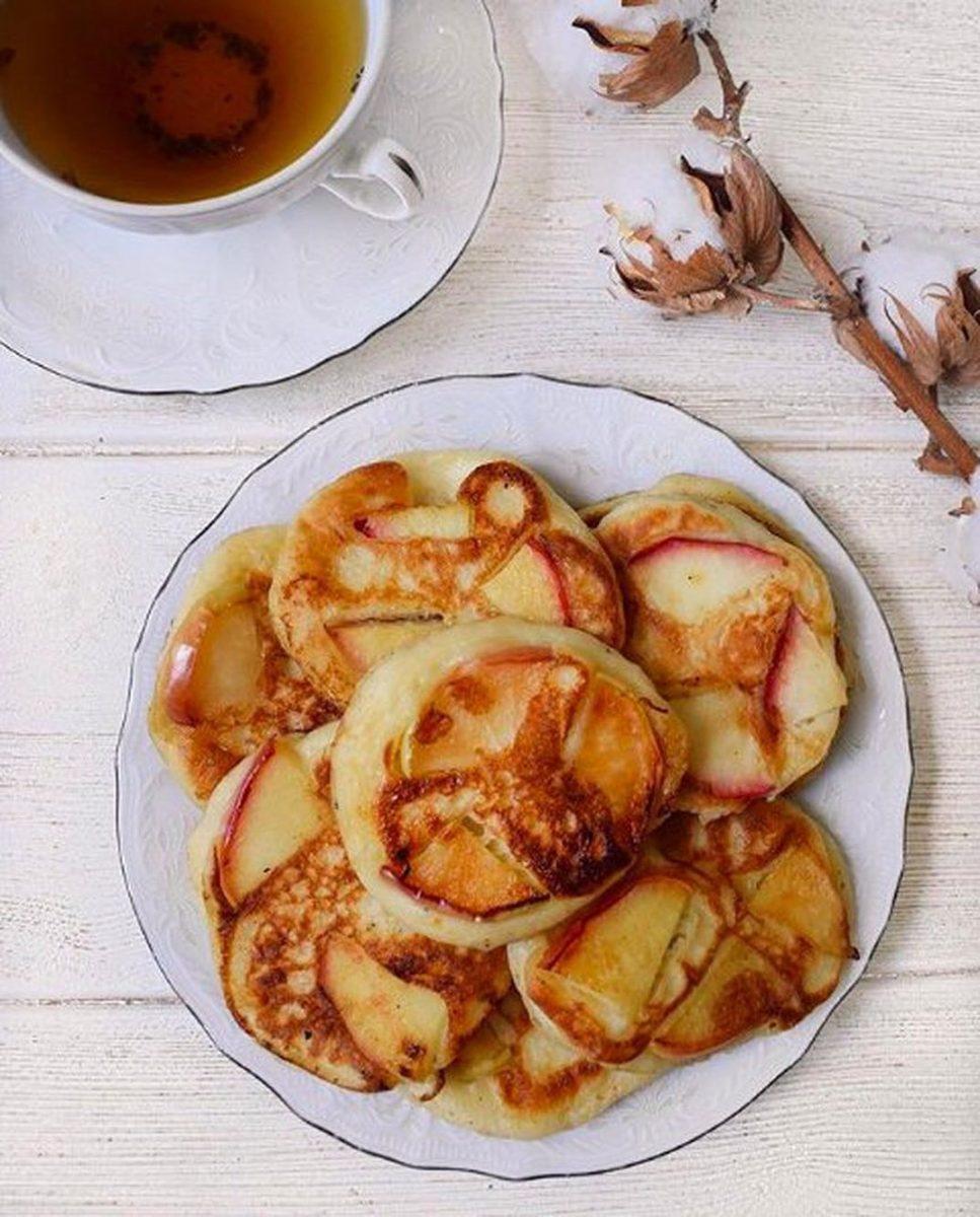 Mazās pankūciņas ar āboliem