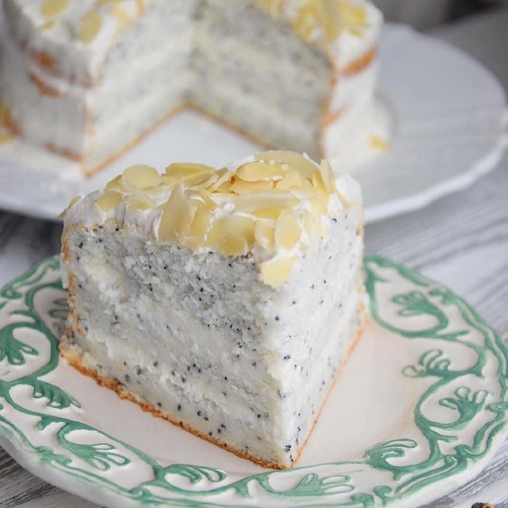 Mazkaloriju sniega krēma kūka