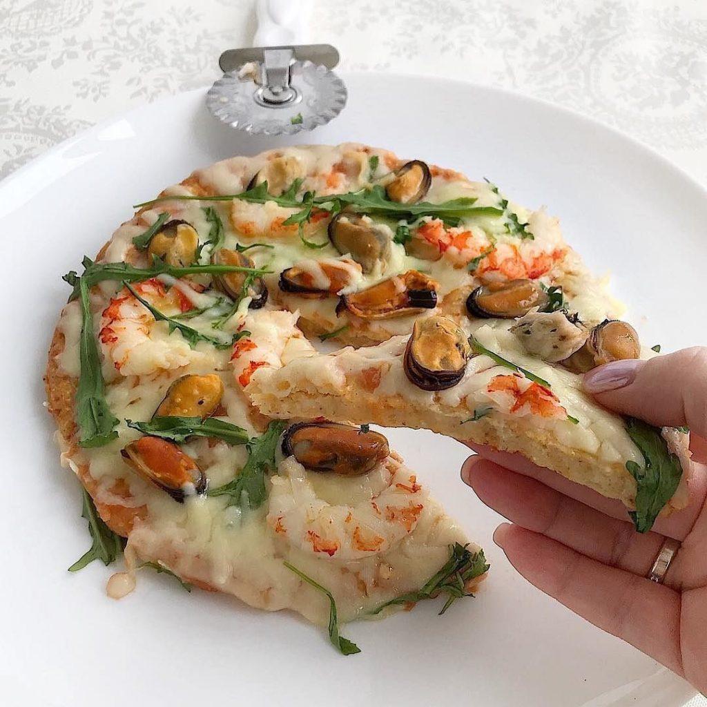 Noderīgā pica