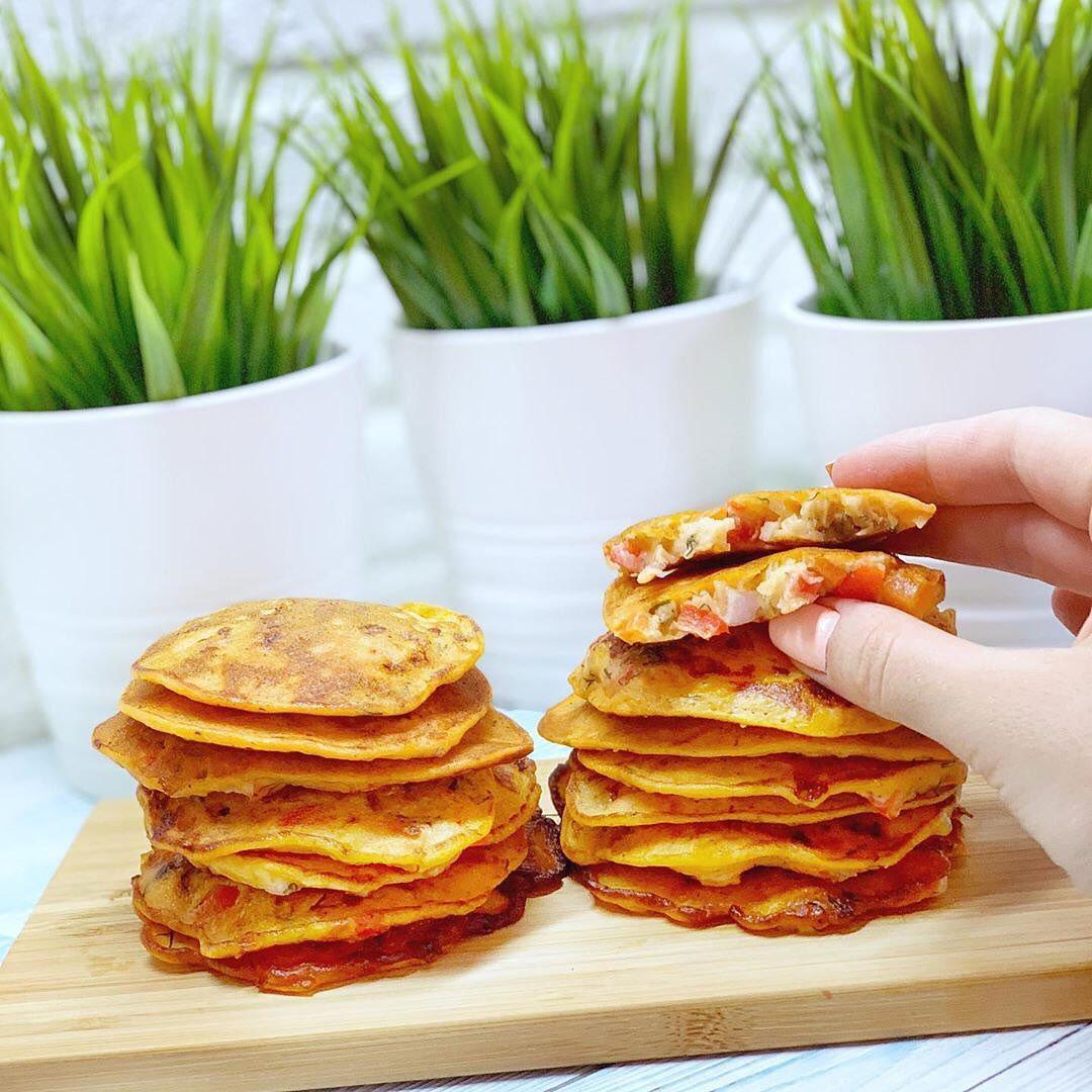 Picas garšas mazās pankūciņas