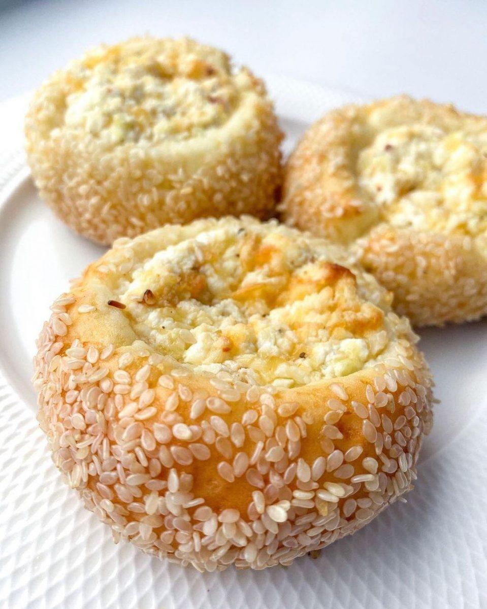 Pikantās siera bulciņas