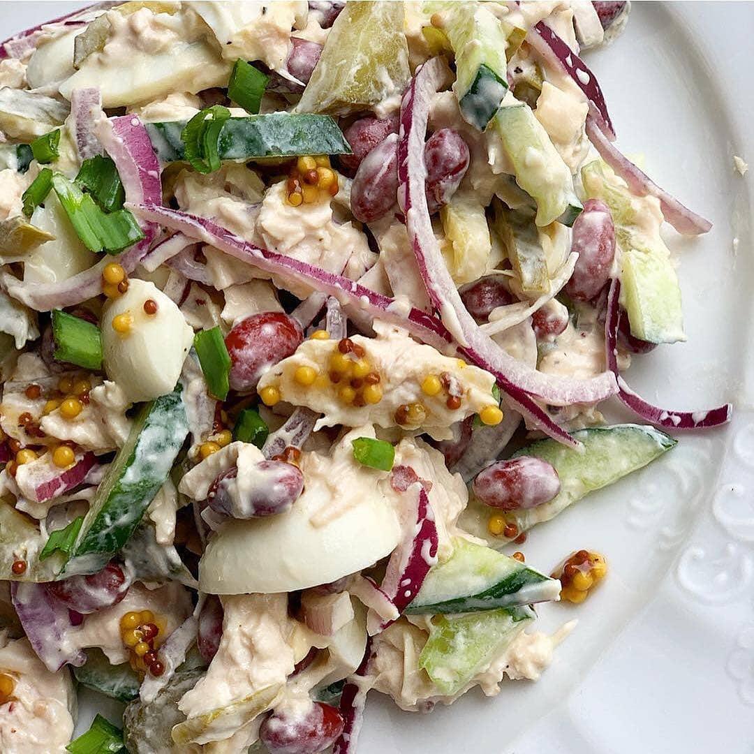 Proteīna salāti