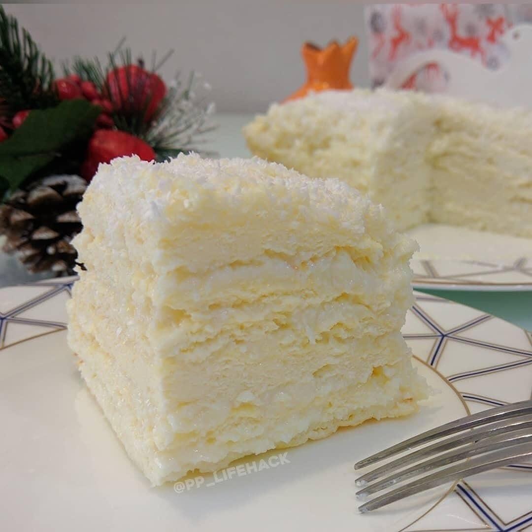 Diētiskā Rafaello torte