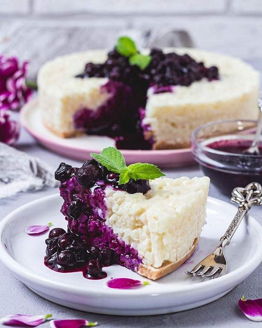 Rīsu pudiņa torte