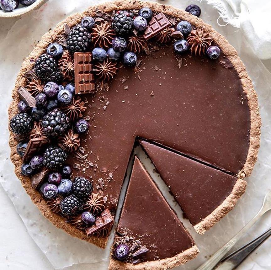 Torte Šokolādes kaifs