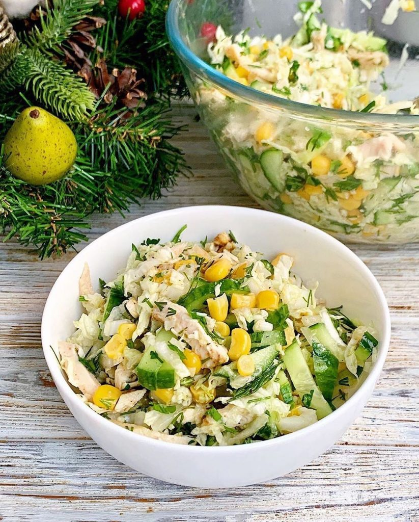Super ātri pagatavojami salāti