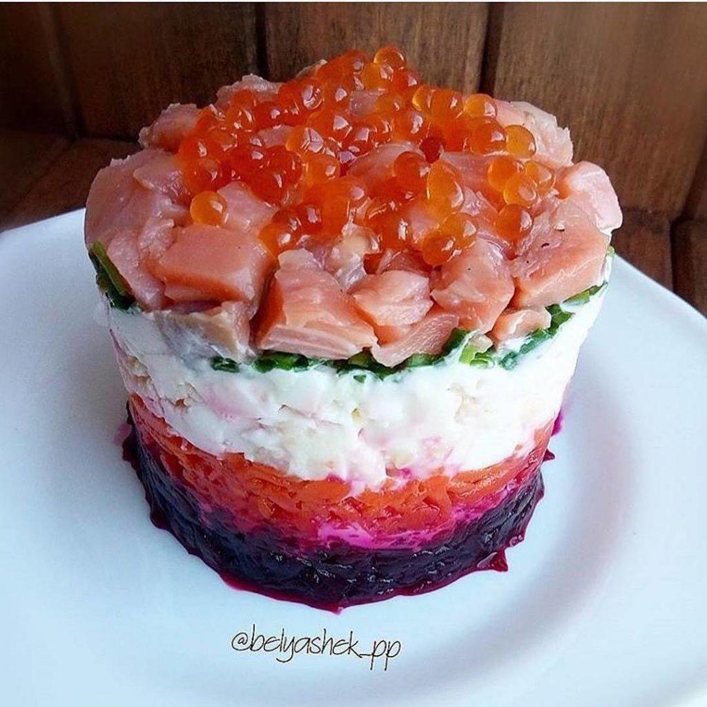 Super salāti Jaunā gada galdam