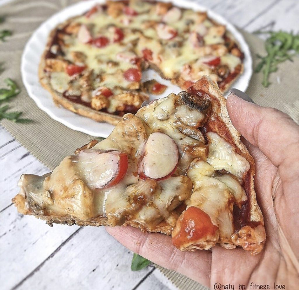 Uz pannas 10 minūtēs pagatavojama pica