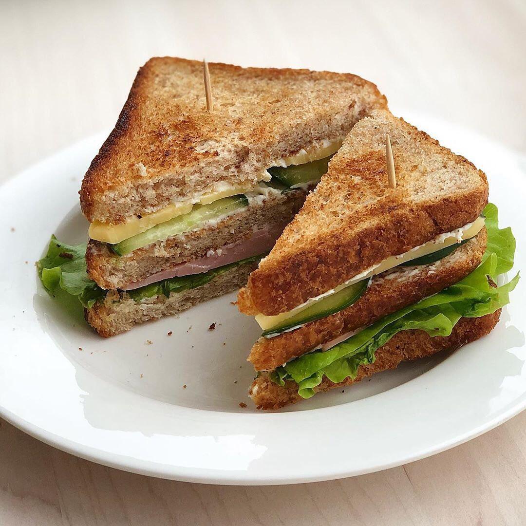Vērtīgās sendviča maizes recepte