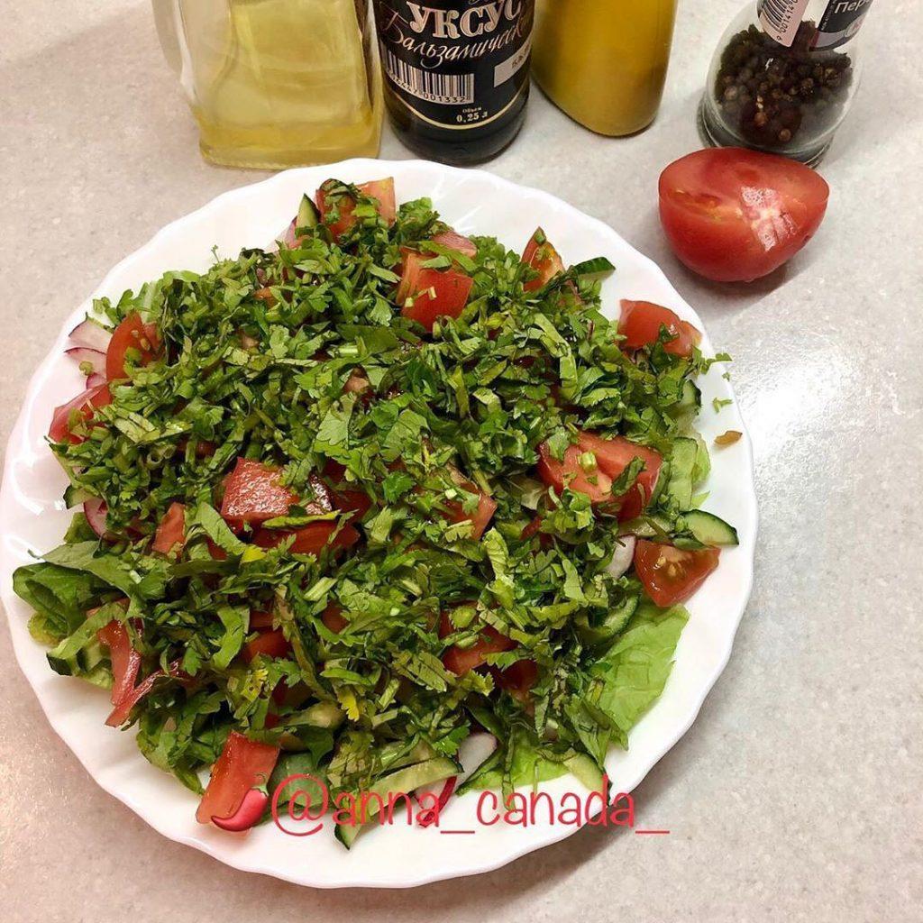 Zaļie salāti ikdienai